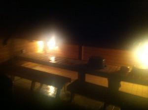 Rahtijärvellä sauna lämpiää joka ilta